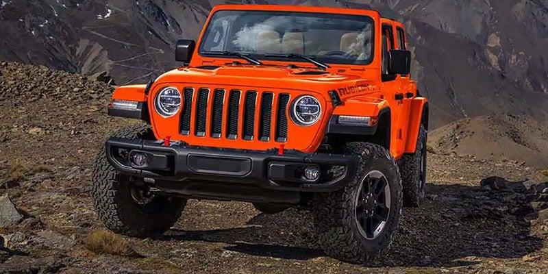2019 Dodge Jeep Wrangler Dodge Jeep Wrangler In Newport