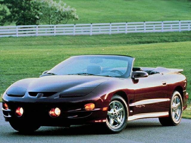 2001 Pontiac Firebird In Newport News Va Norfolkvirginia Beach