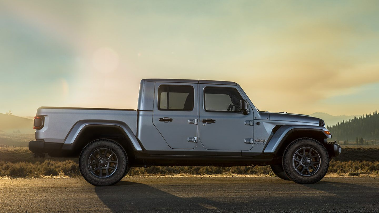 Take On Winter Snow In The 2020 Gladiator 2020 Jeep Gladiator