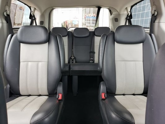 2010 Chrysler Town & Country Touring Plus on